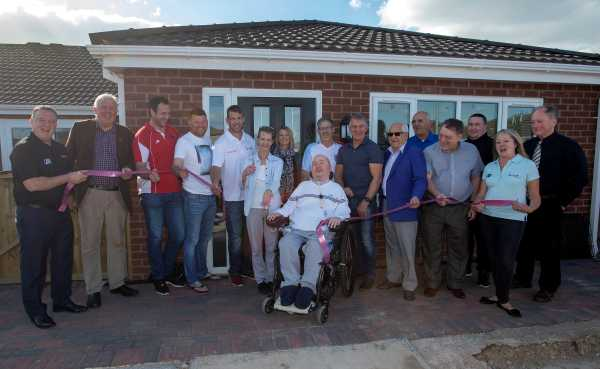 Luke Bryan moves to new customised home thanks to SPF donations to the Rugby League Benevolent Fund