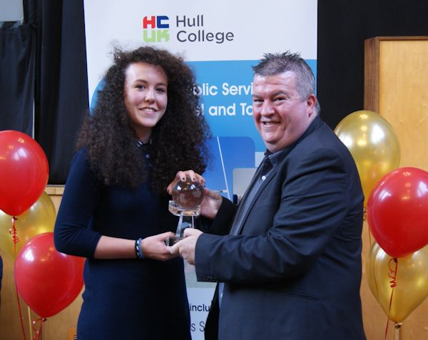 Hull College Awards Night