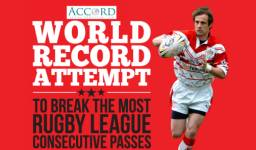 The Accord Legal Services World Record Attempt