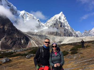 Everest Base Camp Challenge 2018 in aid of the Steve Prescott Foundation