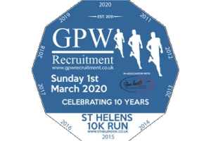 GPW Recruitment St Helens 10k 2020