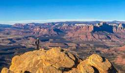 University of Bolton Grand Canyon Trek | October 2019