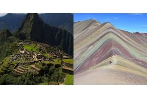 Machu Picchu & Rainbow Mountains Trek 2020