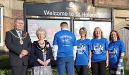 GPW Recruitment St Helens 10k Sunday 4th March 2018